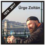 Elhunyt Ürge Zoltán tagtársunk