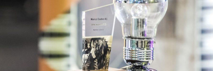 Morcz Csaba díj 2017